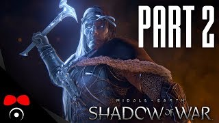 MASAKRY KAPITÁNŮ! | Shadow of War #2
