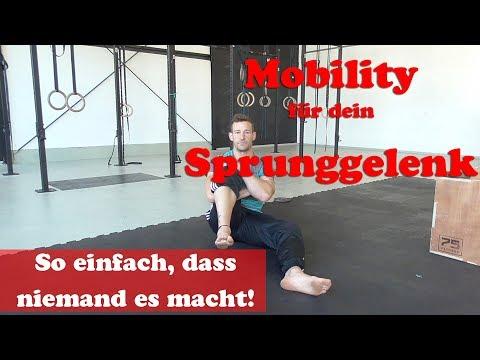 Untere Rückenmuskulatur piriformis Schmerzen Übungen