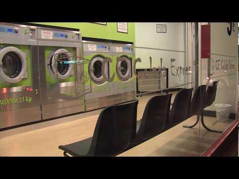 Montar una lavandería de autoservicio Colada Exprés