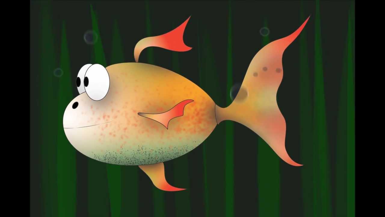 Animated Fish (looped)