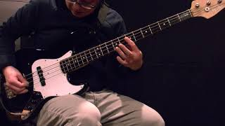 Dizzy Mizz Lizzy - Back-Bone-Beat (Bass Cover)