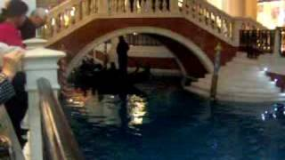 preview picture of video 'The Venetian in Macao the river'