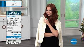 HSN | Colleen Lopez Gemstone Jewelry 11.13.2019 - 07 PM