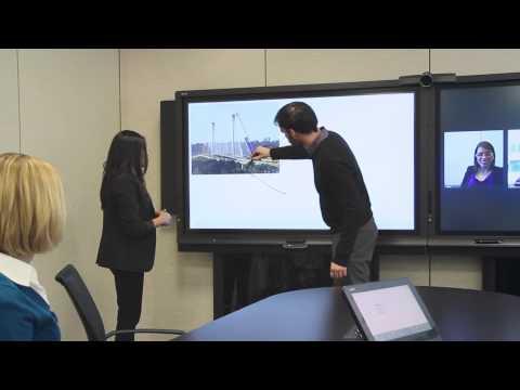 SMART Room System™ for Microsoft® Lync®