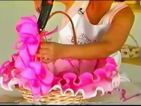 curso cestas completo - ganhe dinheiro com decoração de cestas