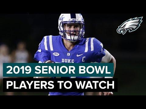 Players to Watch at 2019 Senior Bowl   Philadelphia Eagles