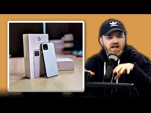 Google Pixel 4 and the Radar Situation