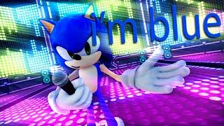 Mmd Sonic - I'm Blue -