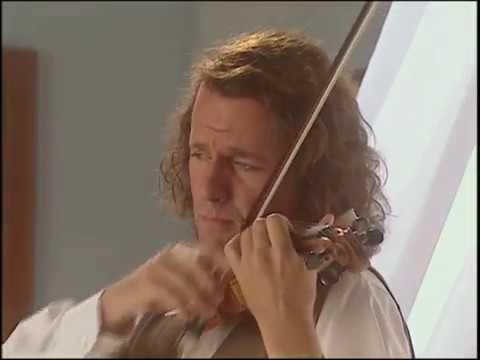 שילוב מושלם: המוזיקה הנפלאה של שופן ומנגינת הכינור של אנדרה ריו