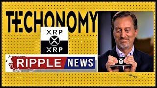 RIPPLE NEWS:  Cory Johnson at Techonomy 2018