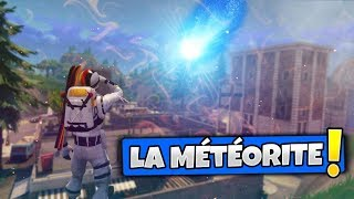 "🔴GEMI - DES DÉBRIS DE ""MÉTÉORITE"" TOMBENT SUR TILTED TOWER ! Fortnite Gameplay Fr ✔️"