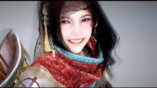 Black Desert Online Character Creation Female/Male
