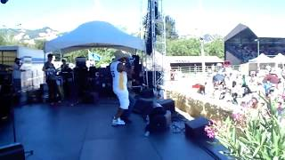 Leaf of Life & Gappy Ranks Sierra Nevada World Music Festival 2017