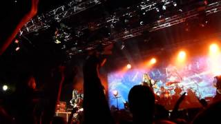 Apocalyptica - Hole in my Soul @ Moscow, Ray Just Arena | 11.12.2015