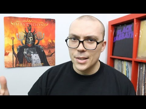 Mastodon – Emperor of Sand ALBUM REVIEW