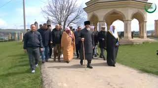 """Делегация участников Международной исламской конференции, отметила: """"Ахмат-Хаджи сыграл огромну"""