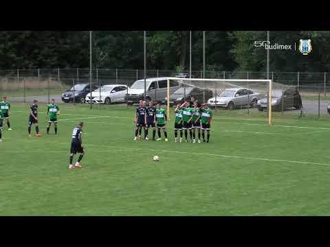 Bramki z meczu Pelikan Łowicz - Stomil Olsztyn 2:5