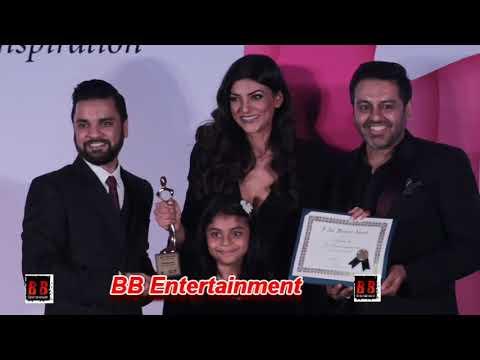 Sushmita Sen, Madhoo Shah & Others At 'I Am Woman Awards 2018
