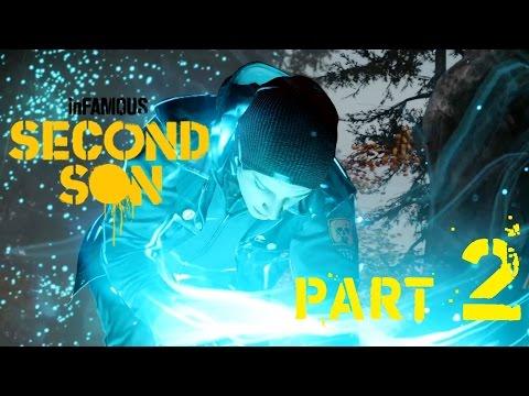 Прохождение Infamous Second Son -  {part 2} Идем в Сиэтл