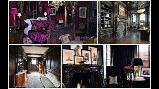 20+ Best Gothic Interior Design Style P1