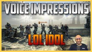 LOL Idol Impressions - Lui Calibre, Spongebob, Joe from Family Guy (Call of Duty Ghosts)   Swiftor