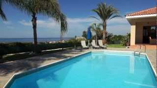 preview picture of video 'RentCyprusVillas.com - Holiday Villa 451 - Cyprus, Paphos, Kissonerga'