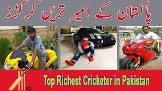 Pakistan Ke Ameer Tareen Cricketer   Richest Cricketer In Pakistan 2017