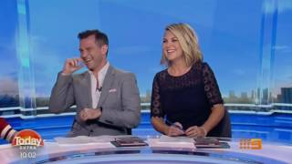 David Campbell Tells His Dad, Jimmy Barnes, To 'get Out'