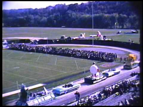Intro to 1960 Homecoming Football Game - Throwback Thursday Series