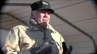 SHOT Show 2013: Hanging Out With Gunny