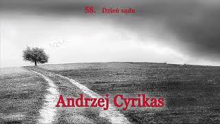 58. Dzień Sądu – Pastor Andrzej Cyrikas