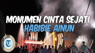 Mengenang BJ Habibie di Monumen Cinta Sejati Habibie Ainun