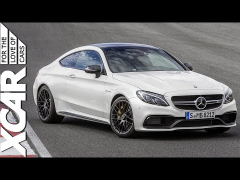 Mercedes-AMG C63 S Coupé: The Perfect All Round AMG? - XCAR