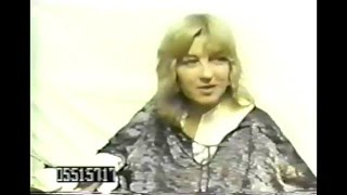 Christine McVie Funny Moments
