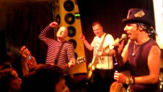 Marco Pirroni + Terry Lee Mial + The Ant Lib All Stars - Dog Eat Dog 12/11/11