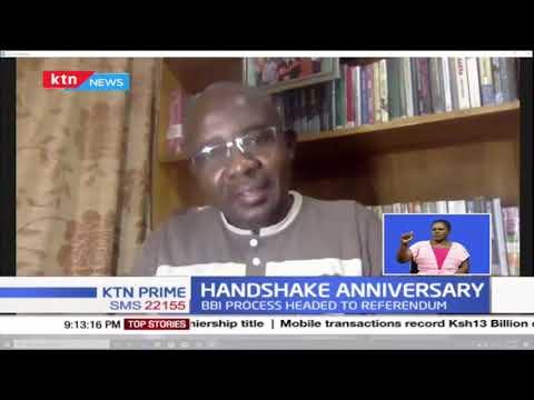 Handshake anniversary: Is it possible for Raila Odinga to contemplate leaving the 'Handshake'