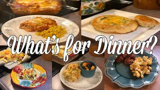 What's for Dinner?| Family Meal Ideas| February 18-24,2019