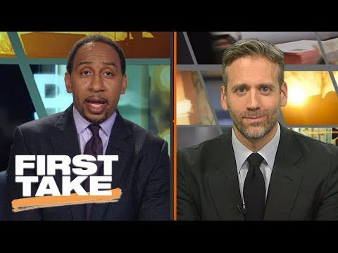 First Take analyzes Rockets' win over Warriors; play by Harden-CP3 and KD-Curry   First Take   ESPN
