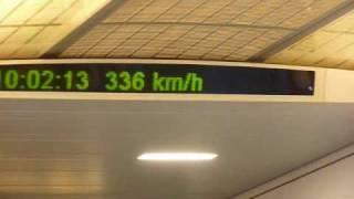 preview picture of video 'Shanghai, China - Maglev Train'