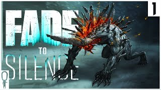 FADE to SILENCE Gameplay Part 1! - SCARY POST APOCALYPTIC SURVIVAL GAME [Lets Play Fade to Silence]