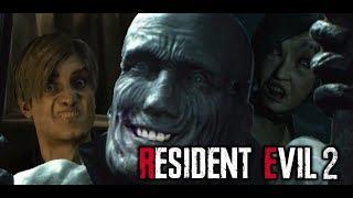 Resident Evil 2 Remake Retarded Edition