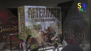 Neuheiten – ASMODEE – Spielwarenmesse 2020 in Nürnberg (Spiel doch mal…!) Standrundgang