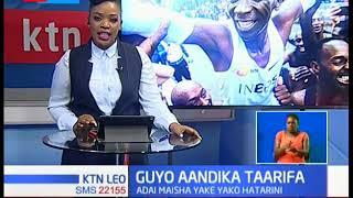 Kiongozi wa wengi katika mbunge la Nairobi Guyo ameandikisha taarifa kwa DCI kwa kupata vitisho