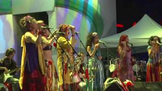 Video : China : Dance performances at the ShangHai 上海 World Expo - video