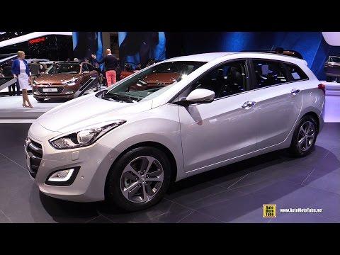 Hyundai I30 Wagon Универсал класса C - рекламное видео 1