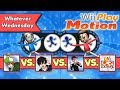 Wii Play Motion 4 player Multiplayer Skip Skimmer Pose