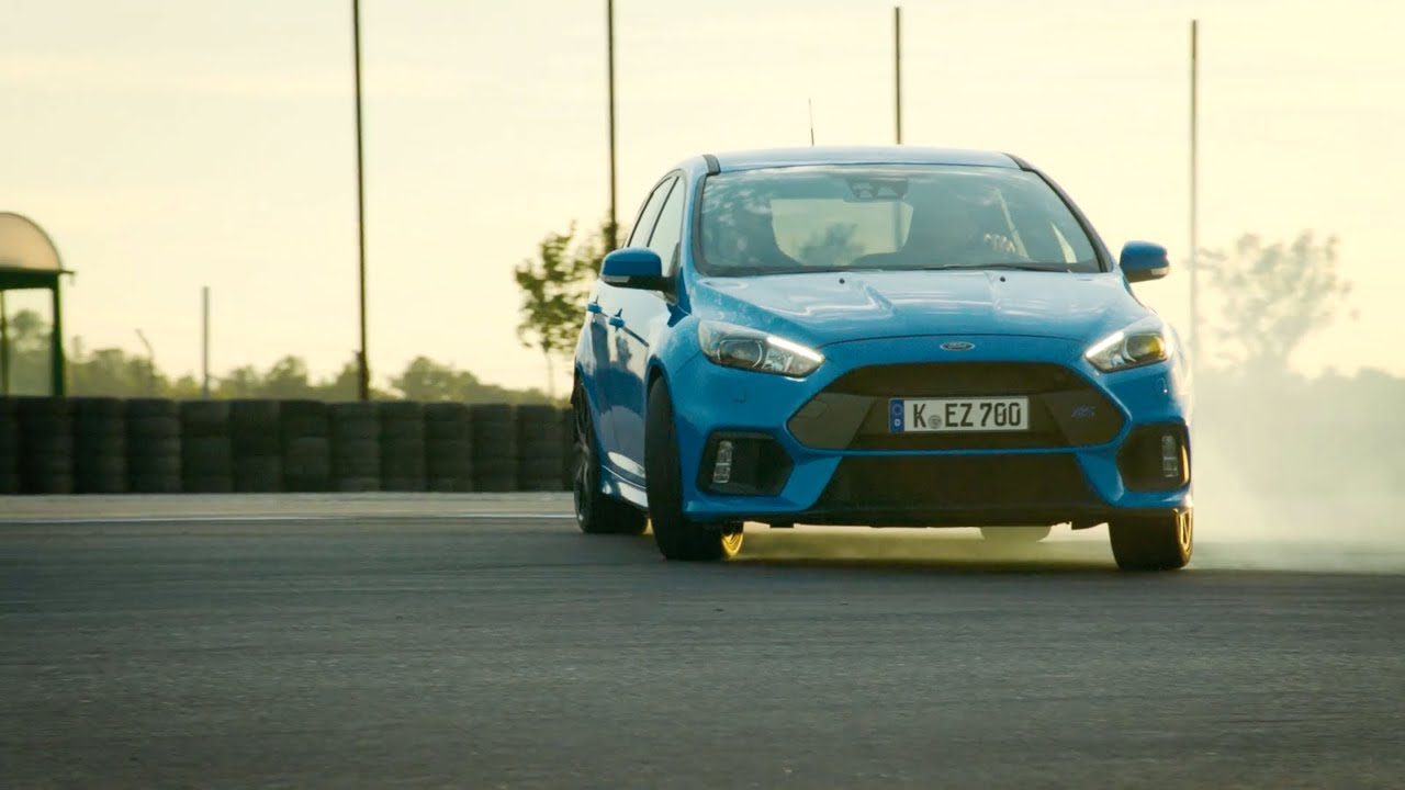 Australia's Fun Police Want 'Drift Mode' Disabled In The New Ford Focus RS