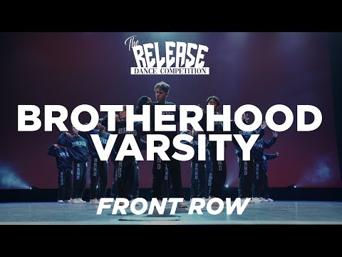 [1st place] Brotherhood Varsity - The Release Dance Competition 2019 - Junior Division