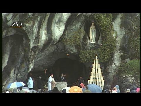 Chapelet à Lourdes du 17 novembre 2019