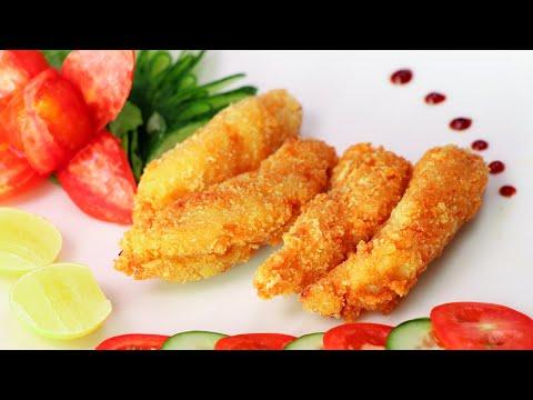 Finger Fish Recipe – SooeprChef